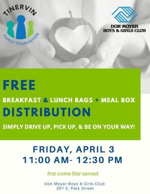 New Food Box Distribution