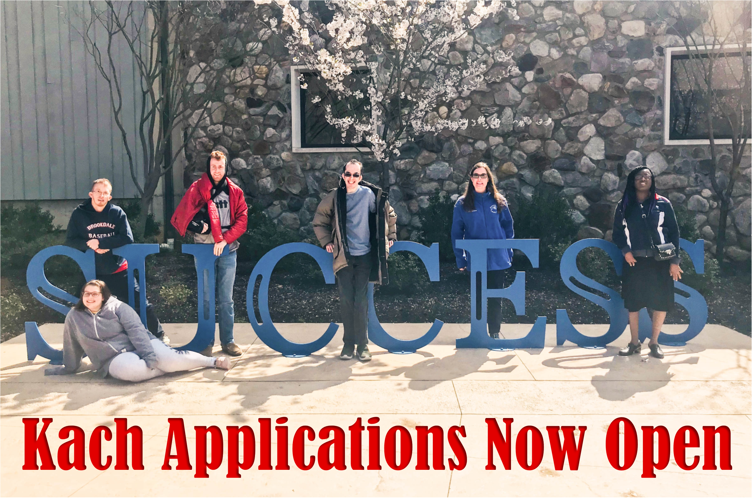 Kach Applications Now Open