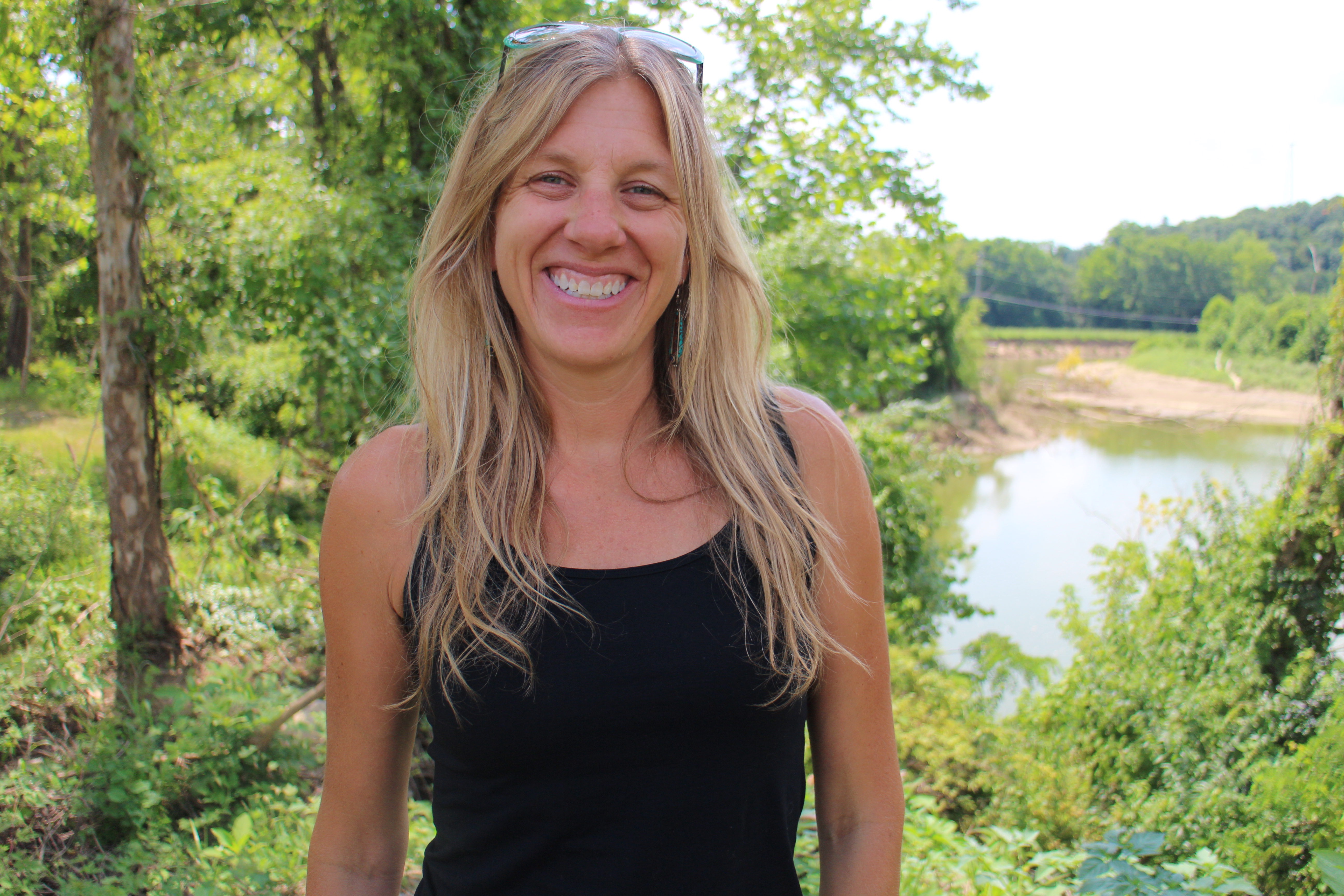 Molly Gassaway, Director of Garden Programs