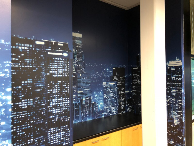 Wall Graphics for Offices