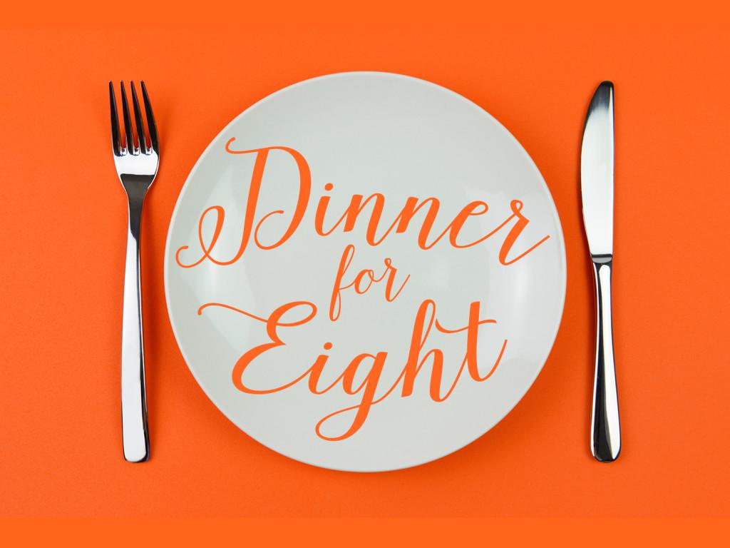 Prime Rib Dinner for 8