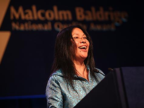 Dr. Katherine Gottlieb, 2015