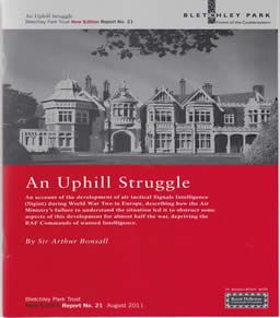 Bletchley Park Trust Vol. 21 by Sir Arthur Bonsall (posted 11/10/11)
