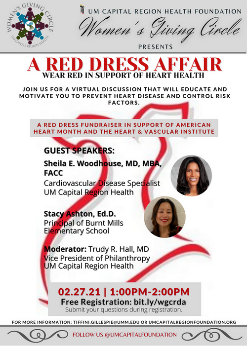 A Red Dress Affair - 2/27