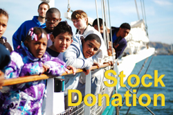 Stock Donations