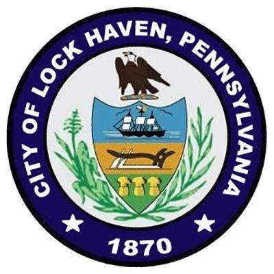 Notice of Public Hearing - City of Lock Haven