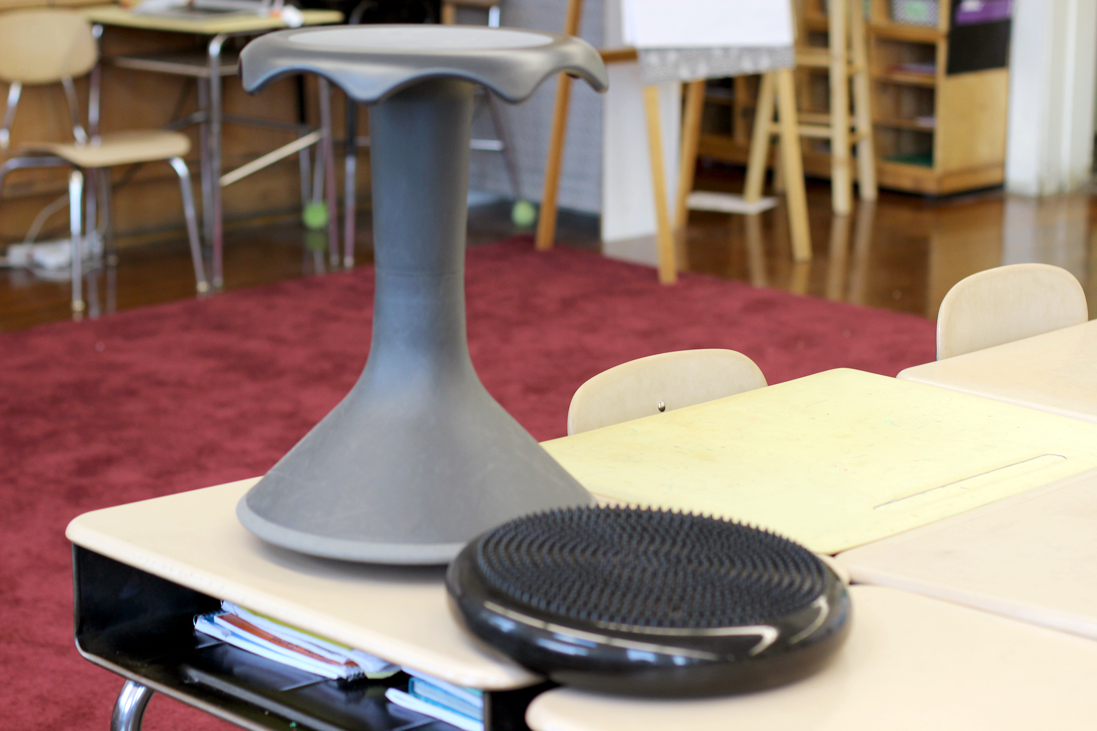 "Montclair classrooms invest in ""flexible seating"" thanks to MFEE"
