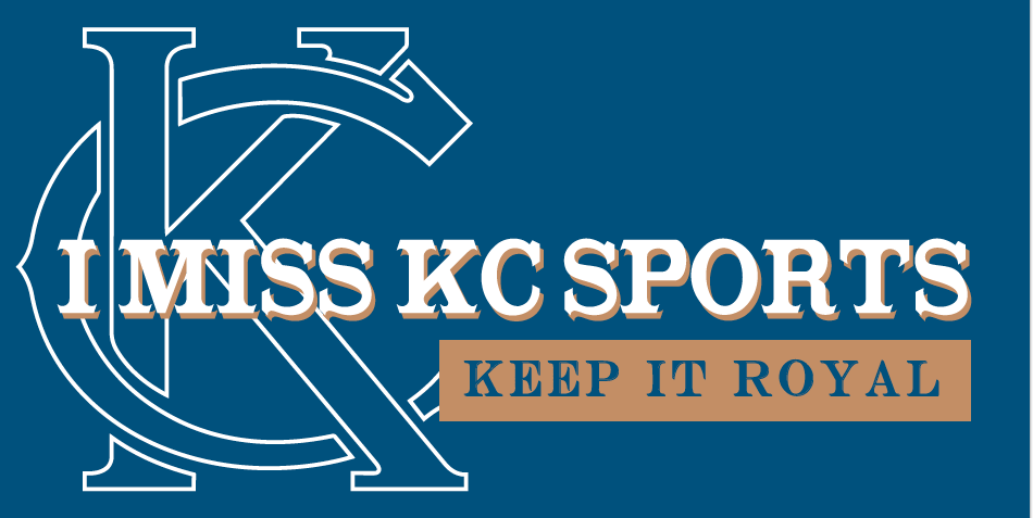 "24"" x 48"" I Miss KC Sports Banner -Blue (Clone)"