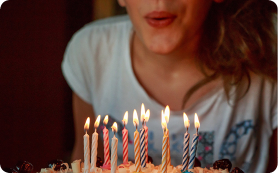 Five Reasons to Host your Birthday Party for CEDARS