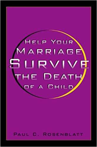 Help Your Marriage Survive the Death of a Child