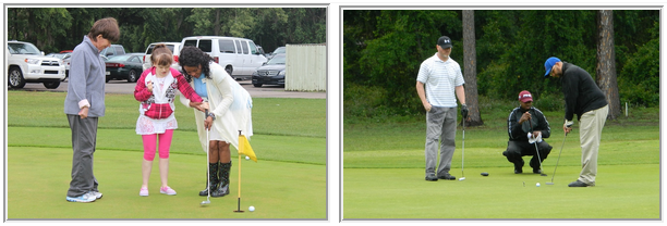 4th Annual Benefit Golf Tournament