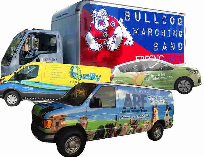 Vehicle Wraps Pictures
