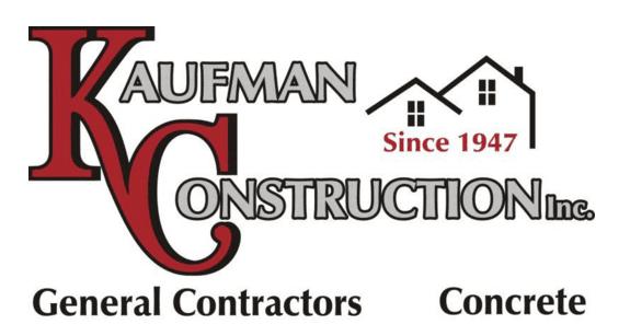 Kaufmann Construction