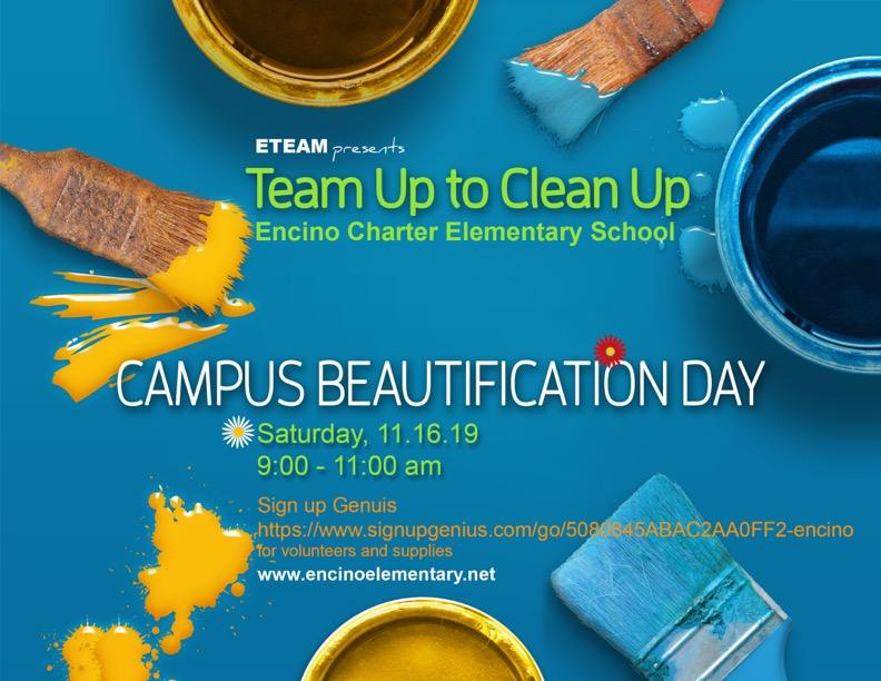 Campus Beautification Day