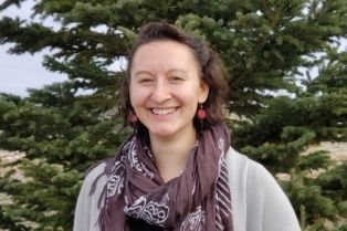 Emily Reno, Assistant Community Planner