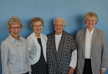 Congratulations 60 and 70-Year Jubilarians