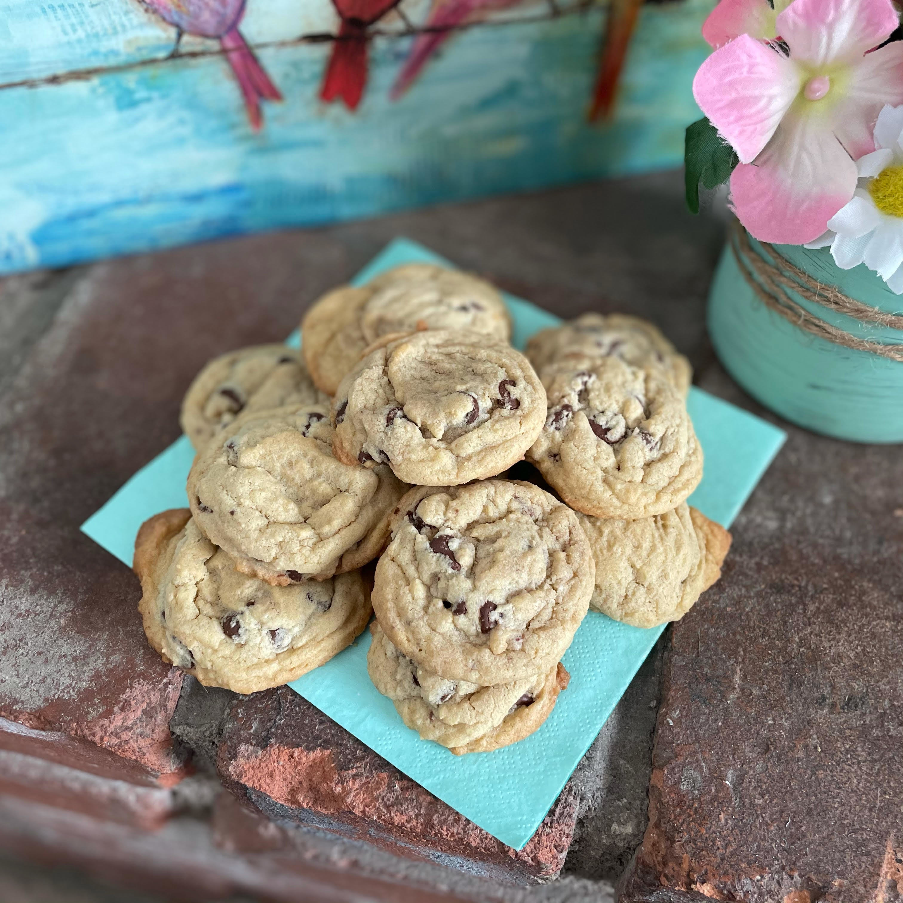 Chocolate Chip Cookies by Cassidy