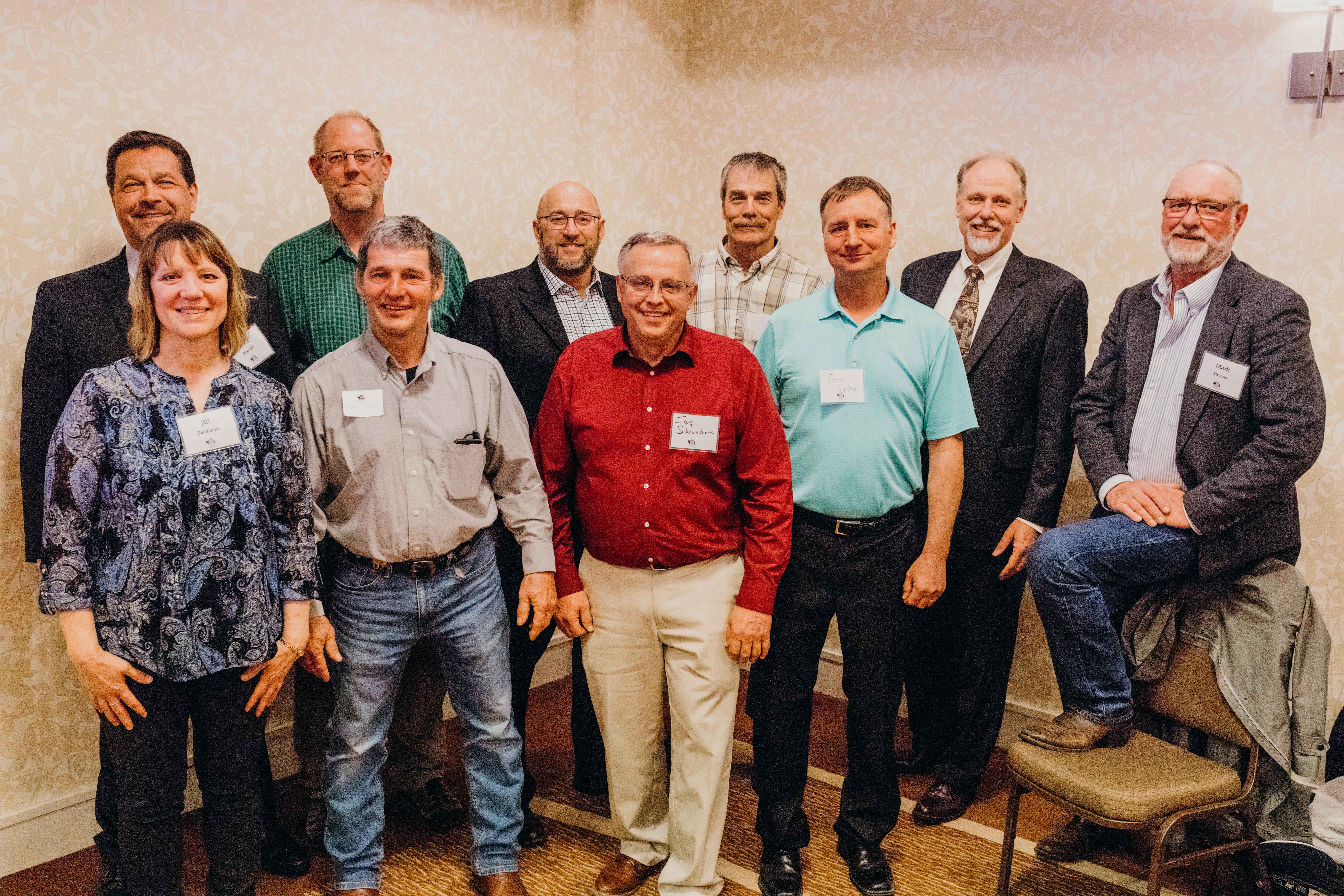 1978-1979 Nebraska FFA State Officers