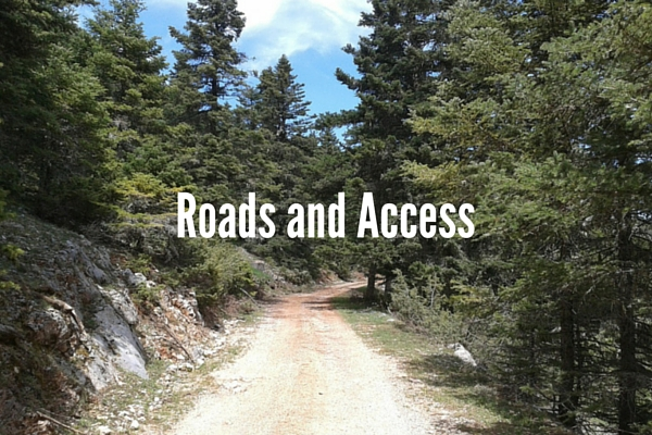 Roads and Access