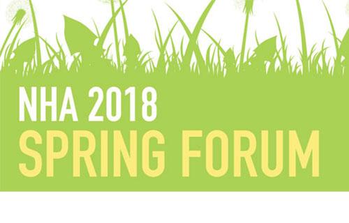 NHA 2018 Spring Forum & Golf Tournament