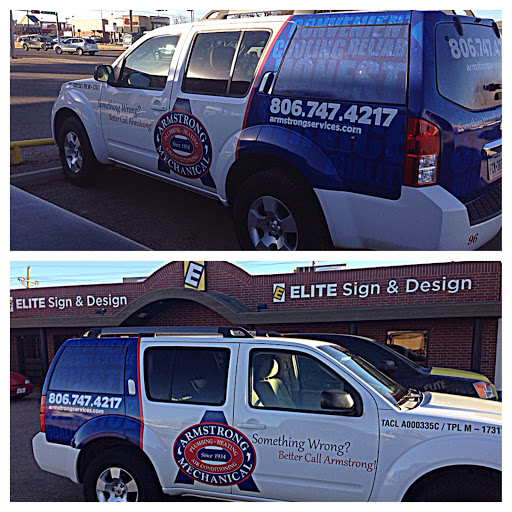 Vehicle Graphics Lubbock, TX - Elite Sign & Design