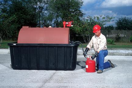 A01PF475 Ultra-550 Containment Sump® w/o Drain