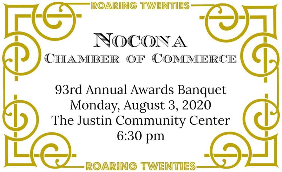 Nocona Chamber of Commerce Banquet