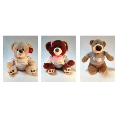 Heart Family Teddy Bears