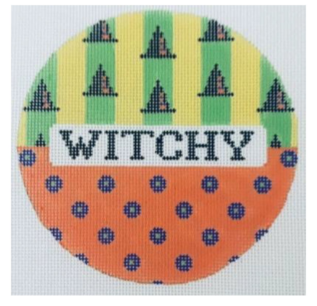 WITCHY Round