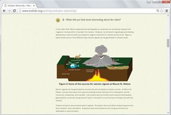 3. Volcano Seismicity