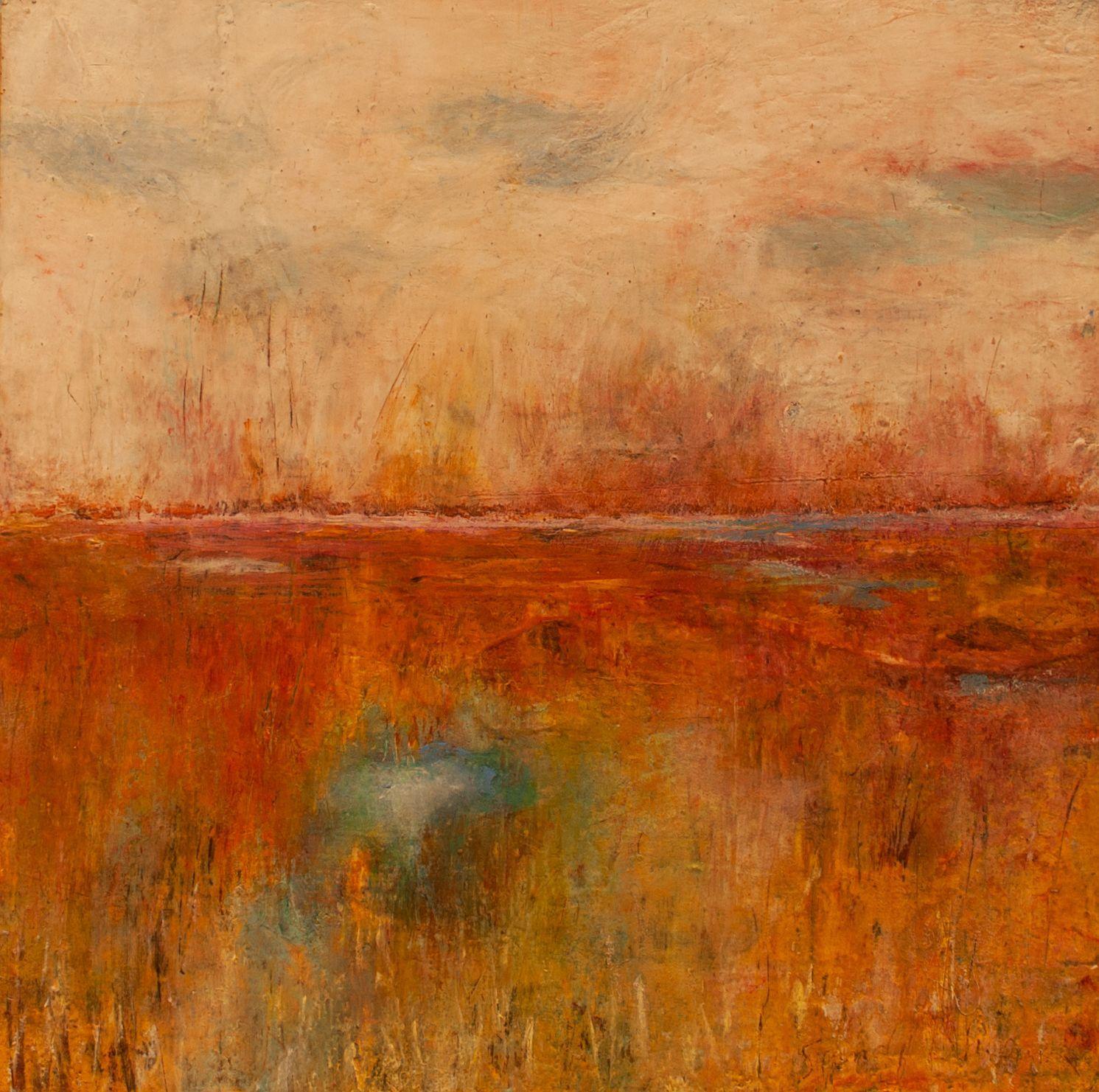 "Sandy Shepard - ""Walking Through the Muskeg"""