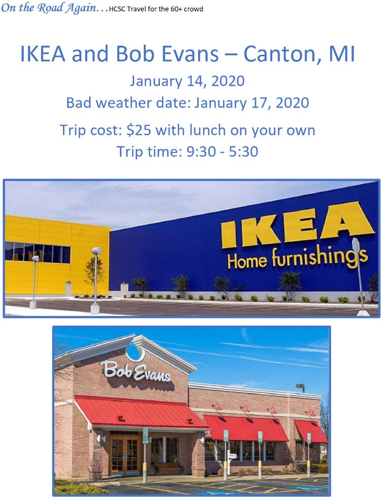 Jan.14, 2020 IKEA