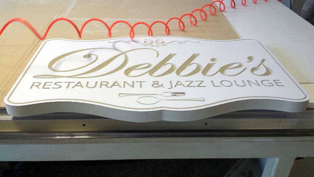 Debbie's Engraved
