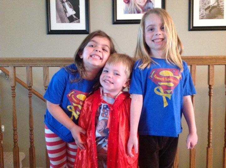Rethwisch Superheroes!!
