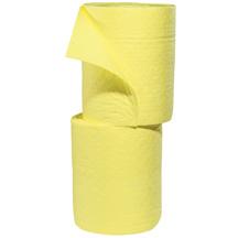 A01AE127 Yellow HazMat COMMANDER FineFiber SPLIT Roll-Heavy Weight
