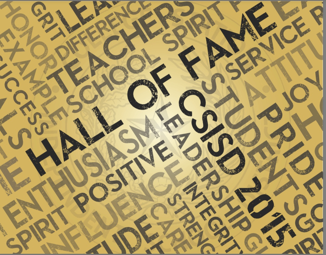 2015 Hall of Fame Program