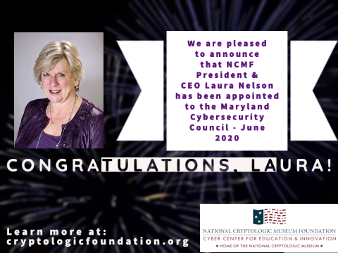 Congratulations to NCMF President & CEO Laura Nelson