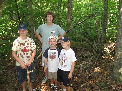 Camp Paw Paw: Young Naturalists