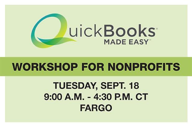 QuickBooks for Nonprofits