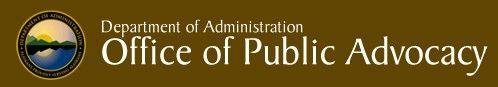 Office of Public Advocacy
