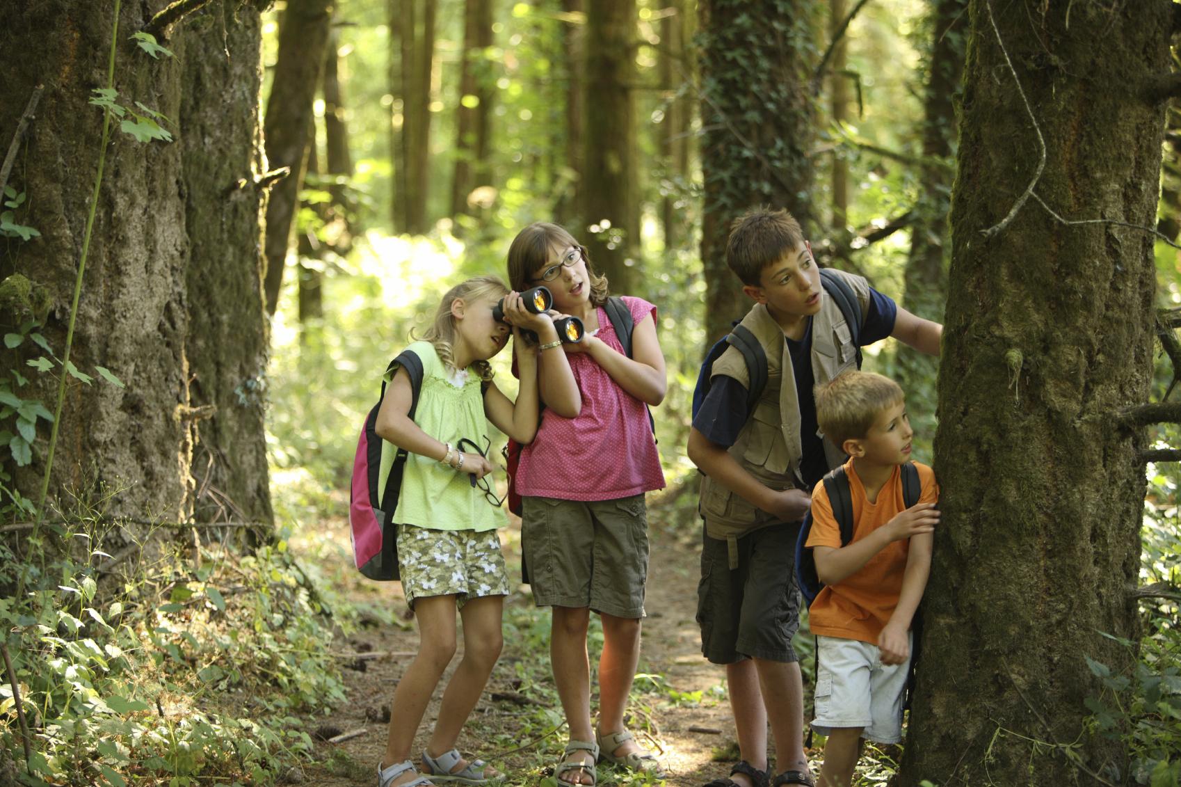 Let's Go Birding: Birding with Children