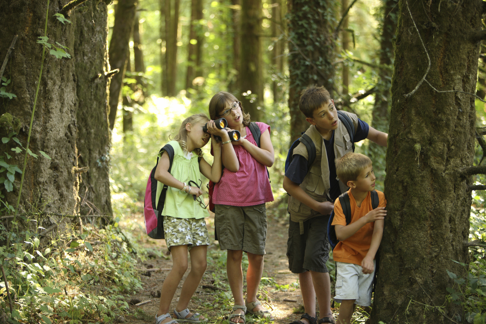 Let's Go Birding: Birding with Children