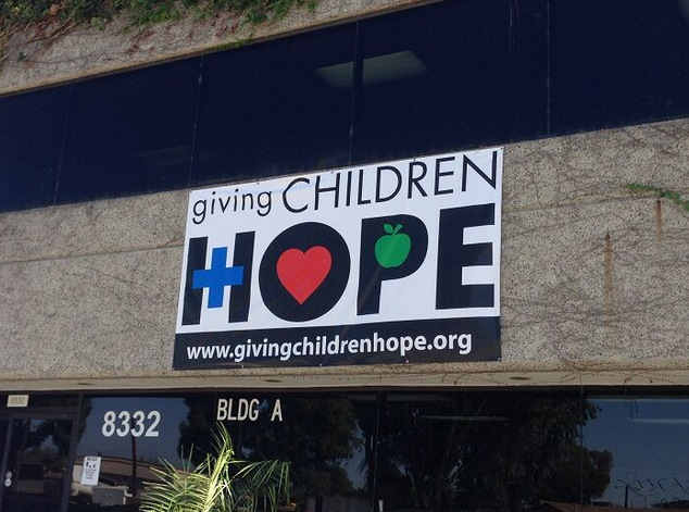 Banners for nonprofits in Orange County