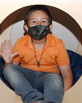 DuPage Foundation Supports the Children's Mask Project