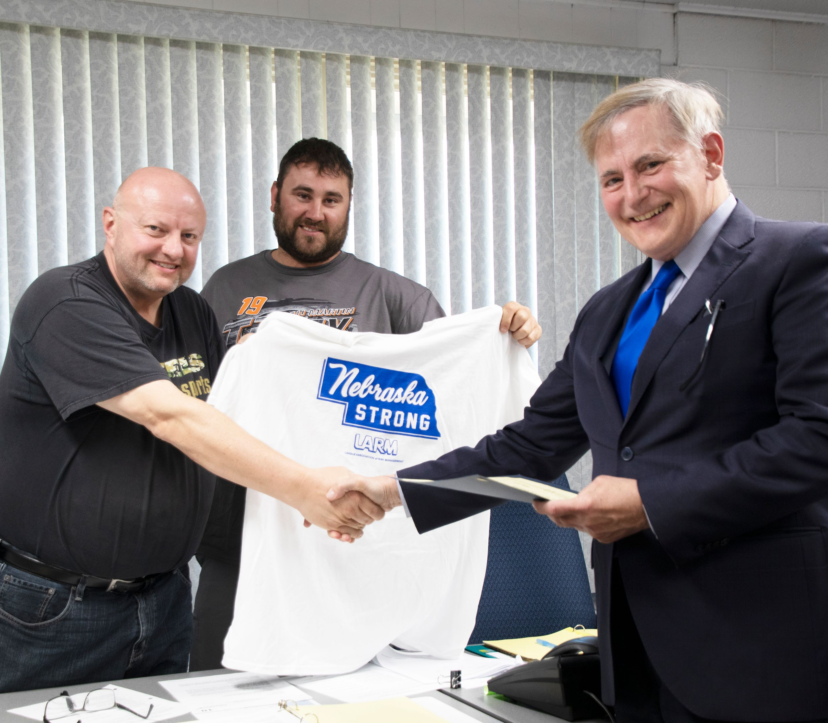 $500 Disaster Funding to David City