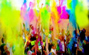 Color Me Rad to Benefit Special Olympics!