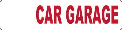 __ CAR GARAGE