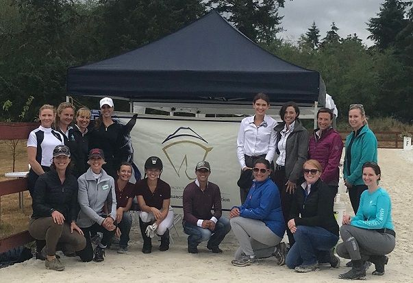 Debbie McDonald Fund for Pacific Northwest Riders Established at The Dressage Foundation