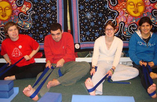 FRA Yoga Class