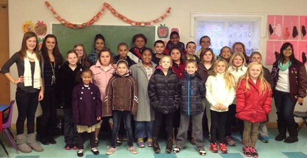 CYF Wraps Up 2013 Coat Drive